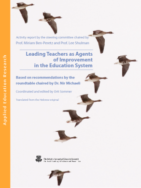 Leading teachers as agents of improvement in the education system